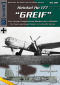 ! ADC008  Heinkel He-177 Greif, Aircraft Documentation, NEU